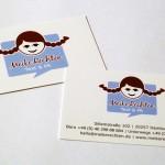Identity Design | Logo-Illustration und Design einer zweiseitig bedruckten Visitenkarte