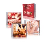Entwicklung eines Design-Konzeptes für eine CD-Collection mit Schuber im Rahmen einer merci-Promotion