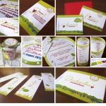 SaveTheDate/Einladung/Antwort/Danksagung/Platzteller/Gastgeschenk/Logo-Sticker/Windlichter/Platzkärtchen