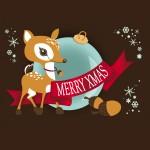 Weihnachtsmotiv für Kunden und Freunde 2013